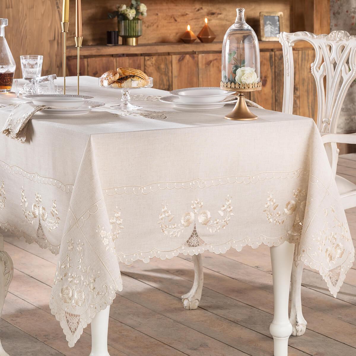 Belenda Table Clot masa örtüsü